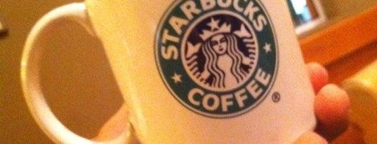 Starbucks is one of LISTA DE GORDO.