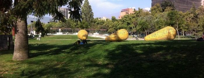 Parque de las Esculturas is one of Providencia.