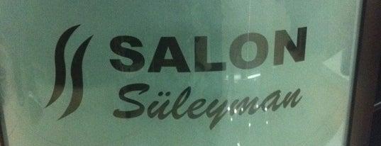 Salon Süleyman is one of Locais curtidos por 🦅 Yasin Barış 🦅.