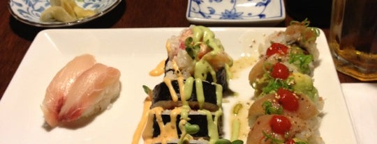 Sho Sushi is one of Best Eats in Upland.