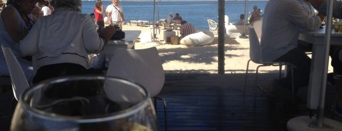 Grand Cafe and Beach is one of Top Eateries in Cape Town.