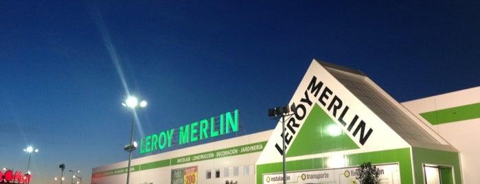 LEROY MERLIN is one of Antonio José : понравившиеся места.