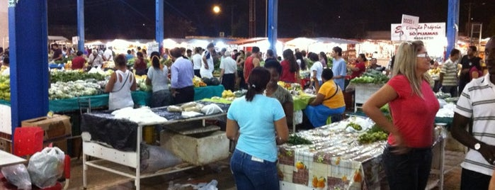 Feira da 304 Sul is one of recanto do  guereiro.