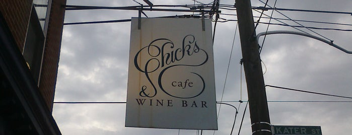 Chicks Cafe & Wine Bar is one of Best 20 Drinks in Philadelphia.