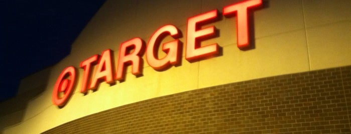 Target is one of Keriさんの保存済みスポット.