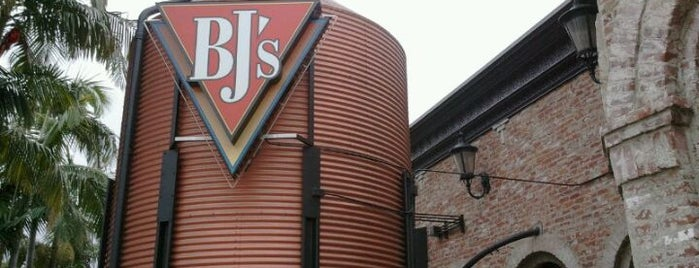 BJ's Restaurant & Brewhouse is one of Breweries.