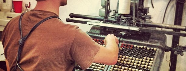 Arion Press is one of Mike: сохраненные места.