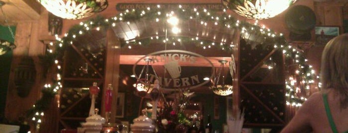 Knick's Tavern and Grill is one of Sarasota's Best Local Spots.