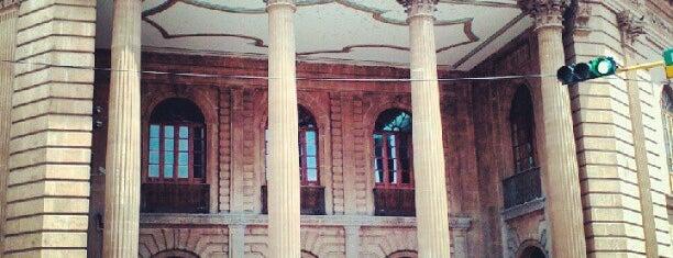 Teatro Manuel Doblado is one of Lugares favoritos de Raul.