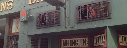 Harrington's Bar & Grill is one of Bay Area.