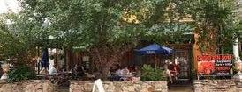 Cafe 640 is one of Atlanta's best restaurant patios.