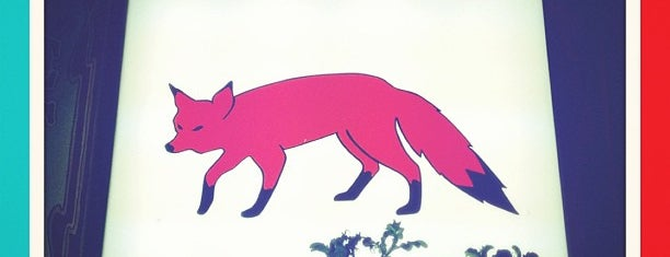 Red Fox is one of Portland.