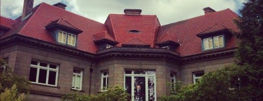 Pittock Mansion is one of Portland.
