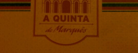 A Quinta do Marquês is one of Por aí em Sampa.