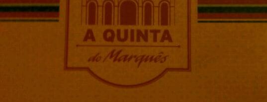 A Quinta do Marquês is one of Por aí em Sampa.