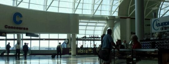 Aeroporto Internacional de Charlotte/Douglas (CLT) is one of Airports in US, Canada, Mexico and South America.