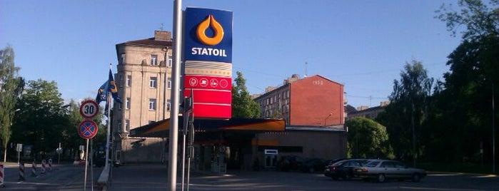 Statoil DUS   Jelgava II is one of Benzintanki LV.