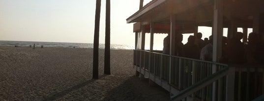 Palm Pavilion Beachside Grill & Bar is one of Stephie's List......