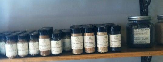 Savory Spice Shop is one of Orte, die Katherine gefallen.