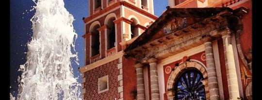 Plaza Hidalgo is one of Tempat yang Disukai Armando.