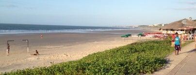 Praia de São Marcos is one of sao luis ma.