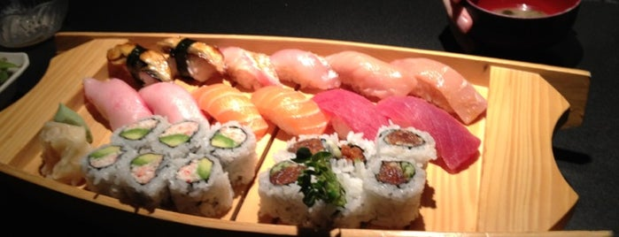 Sura Sushi is one of Eats.