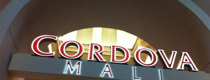 Cordova Mall is one of B David 님이 좋아한 장소.