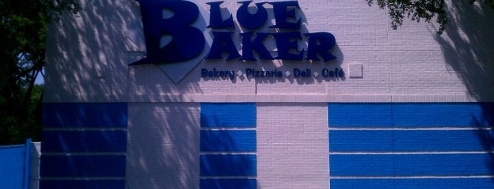 Blue Baker is one of Austin + Cedar Park: Coffee/Sweets.