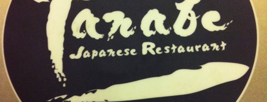 Tanabe Japanese Restaurant is one of Posti che sono piaciuti a Shank.