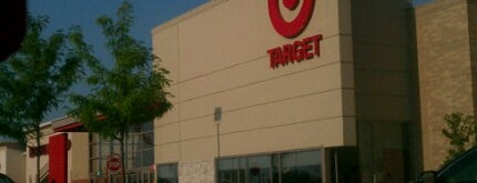 Target is one of Lugares favoritos de Chris.