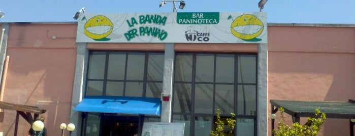 La Banda der Panino is one of 20 favorite restaurants.