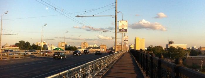 Крестовский мост is one of สถานที่ที่ Jano ถูกใจ.