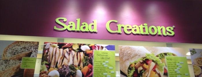 Salad Creations is one of Orte, die Daniel gefallen.