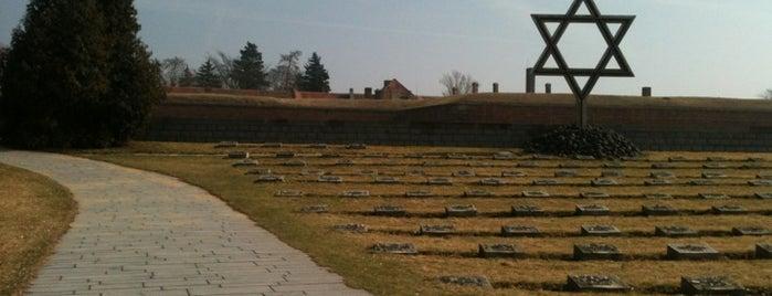 Památník Terezín   Terezín Memorial is one of Before I Die.