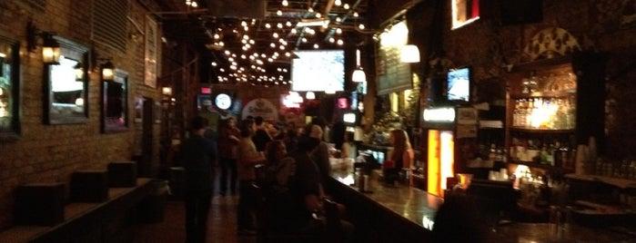 Allgood Lounge is one of Posti che sono piaciuti a Tommy.
