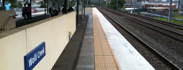 Wolli Creek Station (Concourse) is one of Sydney Train Stations Watchlist.