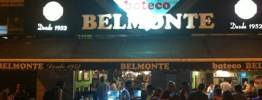 Boteco Belmonte is one of Butecos Cariocas.