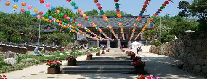 奉恩寺 is one of Seoul.