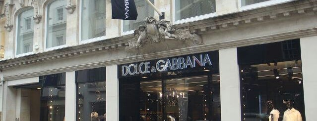 Dolce&Gabbana is one of Fahadさんの保存済みスポット.