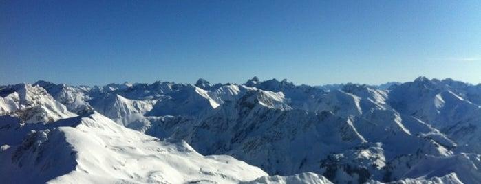 Nebelhorn is one of Duitsland 🇩🇪.
