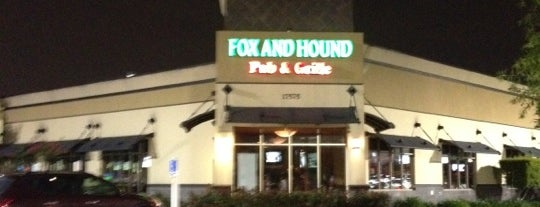 Fox & Hound Pub and Grille is one of rodney'in Kaydettiği Mekanlar.