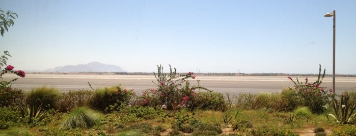 Sharm El Sheikh International Airport (SSH) is one of Airports.