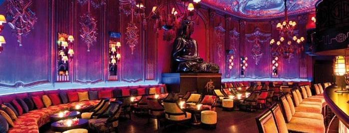Buddha-Bar is one of Favourites.