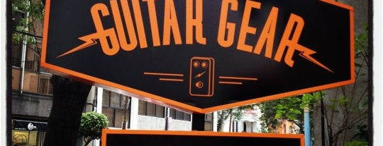 Guitar Gear DF is one of Tempat yang Disukai Fco..