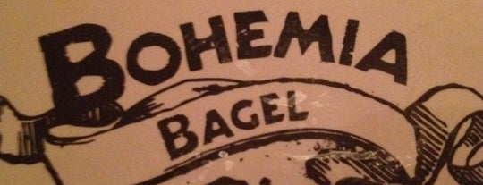 Bohemia Bagel is one of Lugares guardados de Becherovka Voyager.