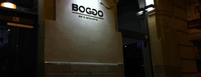 Boggo is one of Spain Luxury, Cool & Chic.