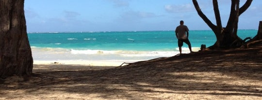 Bellows Field Beach Park is one of Favorite Local Kine Hawaii.