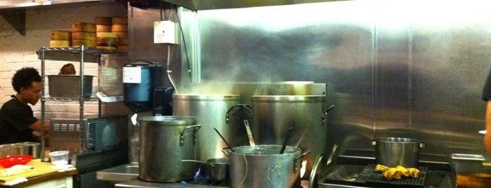 Toki Underground is one of Favorite Washington, DC Restaurants.