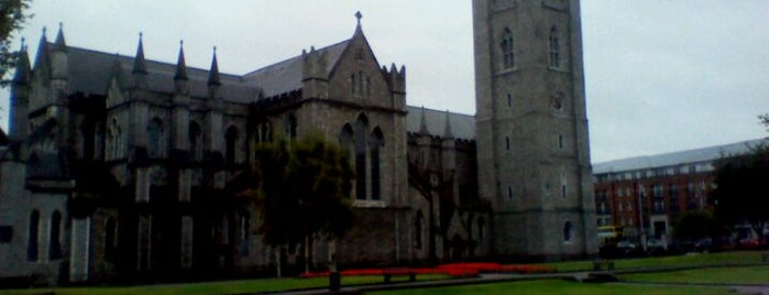 St Patrick's Park is one of Dublin City Guide.