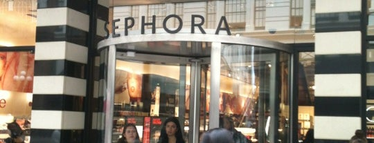 SEPHORA is one of NYC Shopping spots.